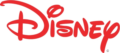 WDW Red Disney Logo 72811