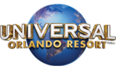 universal orlando resort color logo b